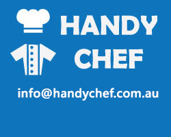 Contact Handy Chef Hospitality Apparels Chef Professionals for order or enquiries on chef uniforms and apparel