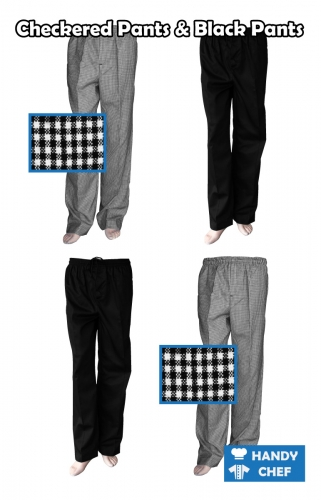 handychef pants 4pack